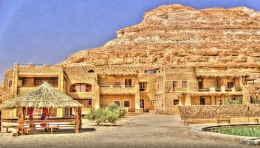 Siwa Oasis Attractions
