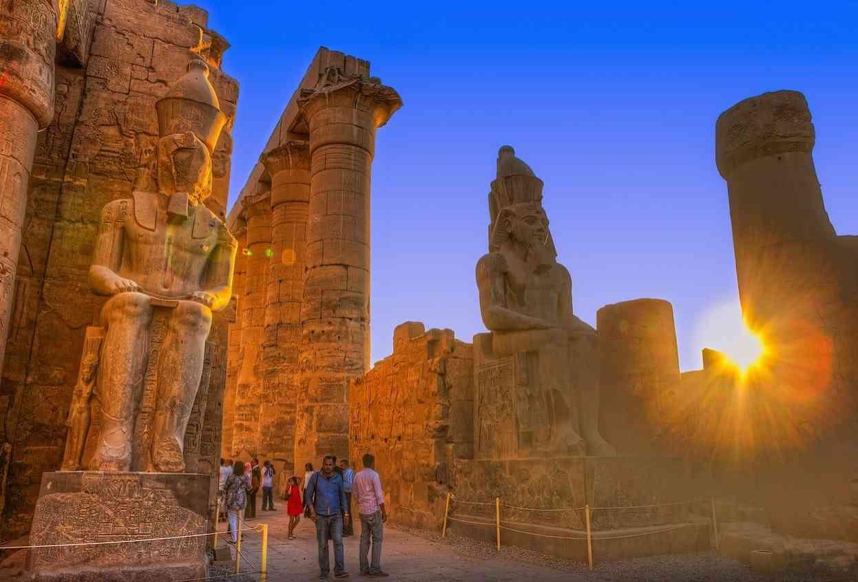 Cairo Aswan Abu Simbel And Luxor Tour Package