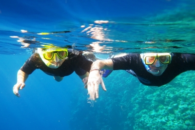Blue Hole Snorkeling Excursions in Dahab