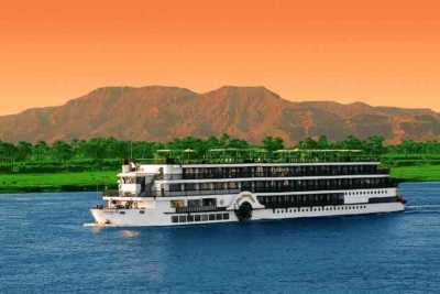 5 Days Nile Cruise Tours to Aswan and Luxor