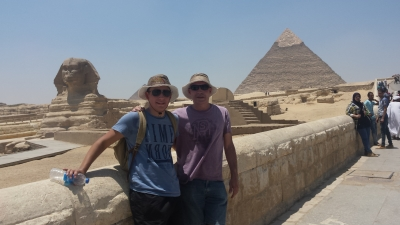Cairo and Luxor Excursions from Dahab by Flight