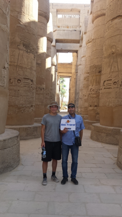 Cairo and Luxor Excursions from Taba by Flight