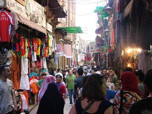 Cairo local market tours for Shopping in cairo