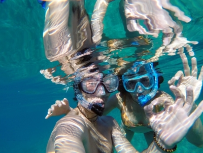 Blue lagoon Snorkeling tour from Marsa Alam