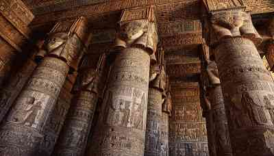 Temple of Dendera