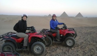Pyramids Quad Bike Tour