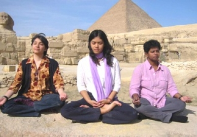 Egypt Meditation Package
