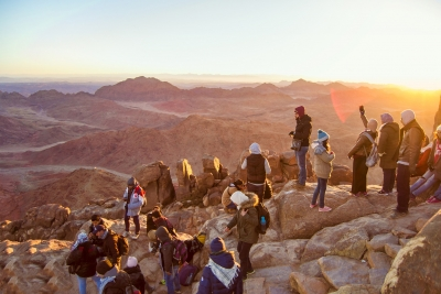 St, Catherine and Moses Mountain Tours from Dahab