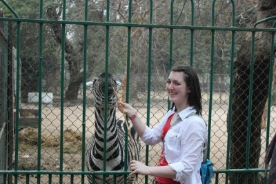 Giza Zoo Day Tour in Cairo