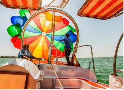 Parasailing in Sharm El Sheikh Tours