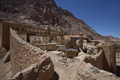 St, Catherine Monastery Tours from Taba