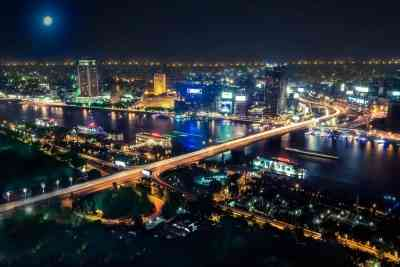Cairo the Twinkling City