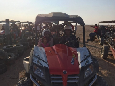 Morning Car Buggy Hurghada Tours