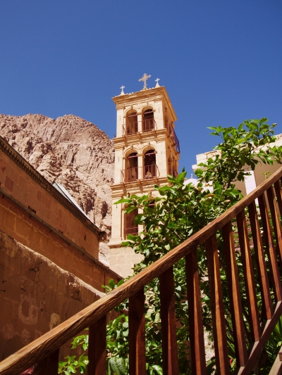 4 days tour Cairo and St Catherine from taba
