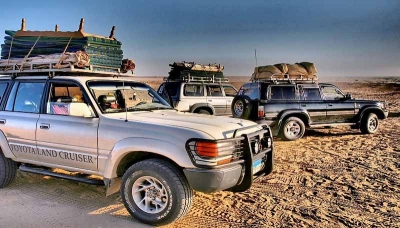 3 days Bahariya Oasis and White desert tours
