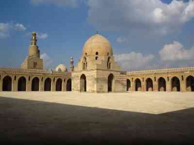 The Mosque of Ahmed Ibn Tulun