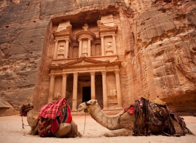2 Days Tours from Taba to Jerusalem and Petra