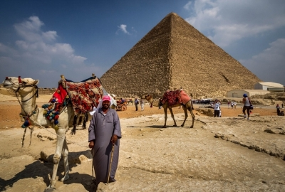 First Trip to Egypt