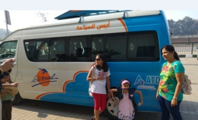 Transfer from Alexandria to Siwa Oasis